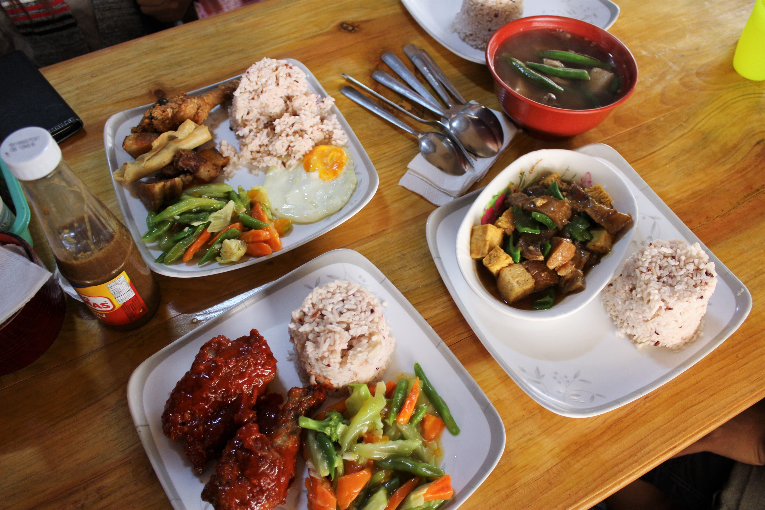 sagada-homestay-diner-food